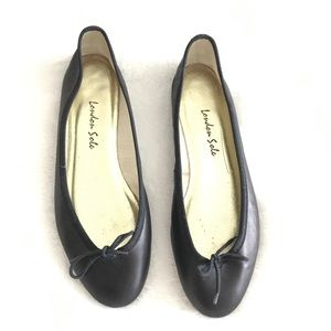 London Sole Ballet flat shoes
